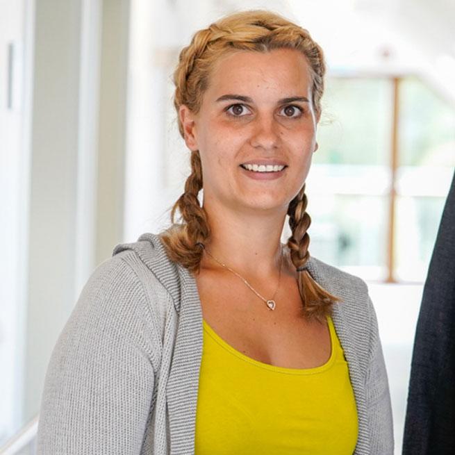 Stellvertretende Pflegedienstleitung Artelshofen Kristina Herbst