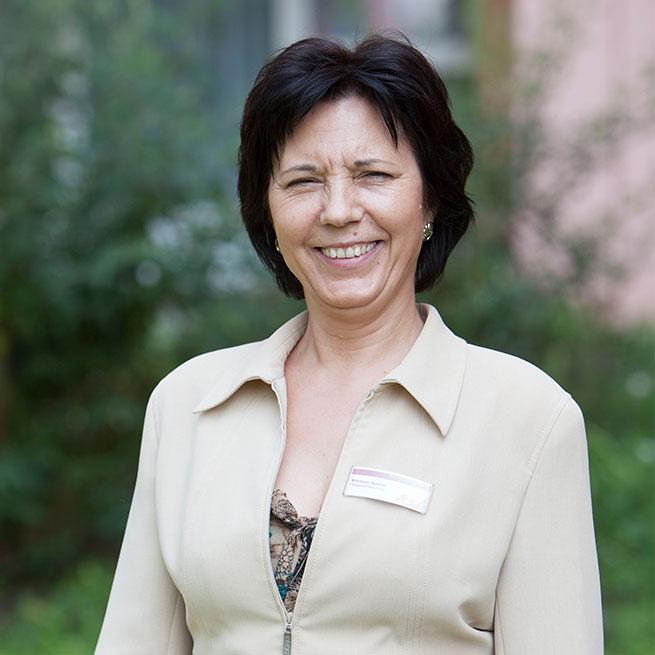 Pflegedienstleitung St. Elisabeth Marinela Apetrei
